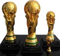 2014 Brazil the World Cup trophy model 1 1 football trophy 2 kg fans articles souvenirs
