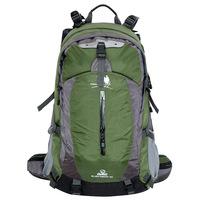 Fashion Outdoor Nylon Climbing Backpacks TCS Waterproof Men's Travel Mountaineering Bag Leisure Sport Hiking Laptop BackPack 50L