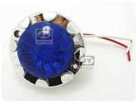 DC+12V Round LED light, blue, green, red for choosing