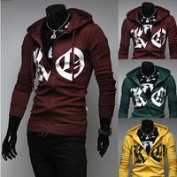 2014 NEW Hot Men's Jacket Baseball Jackets Men Fashion Coat Male Outwear Jackets Classic Hoodie Sweatshirts Men Free Shipping