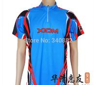 ORIGINAL XIOM garment table tennis garment Qualilty Guarantee blouse ping pong xiom T-shirt 2 colors jersey sports uniform
