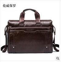 The new 2014 single shoulder bag Male aslant business men's bags Man portable business men's bags Men messenger bag