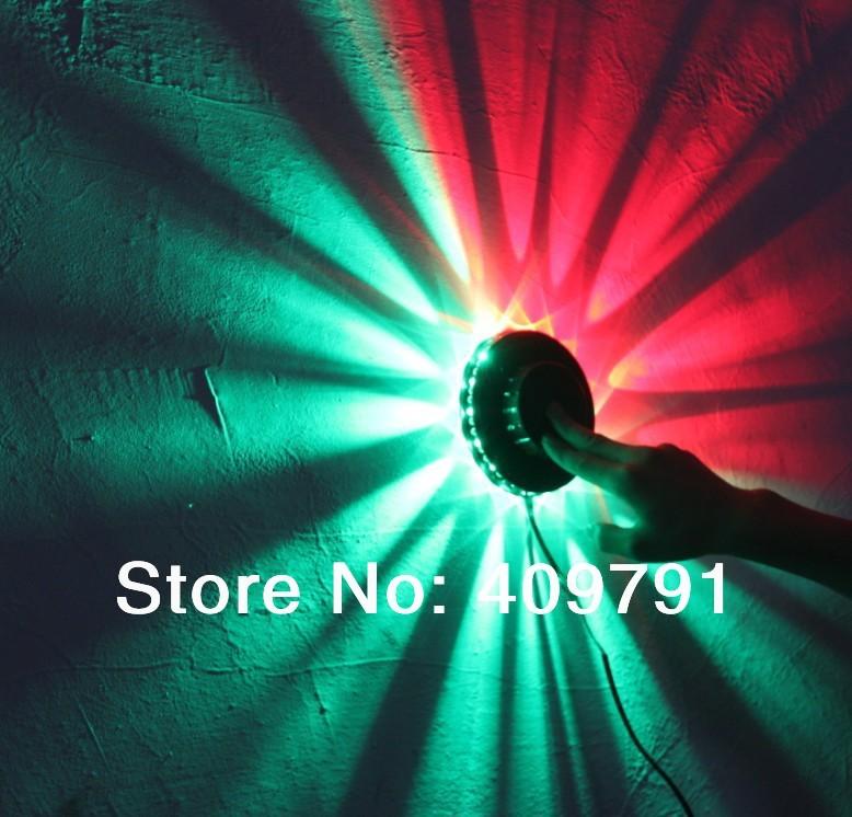 12Pcs/Lot Free shipping LED mini small sun light,Colorful little sun Magic Ball,LED small sun lamp,LED Stage Bar Party light,(China (Mainland))