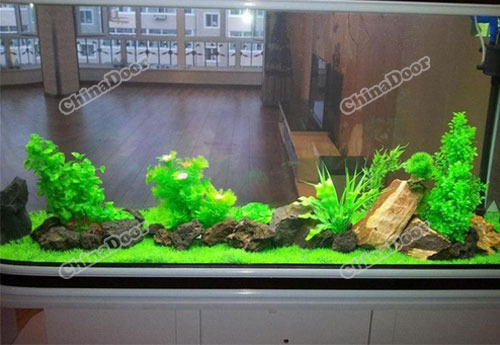 Fish tank decorations pets at home fish tank decorations for Aquarium decoration diy