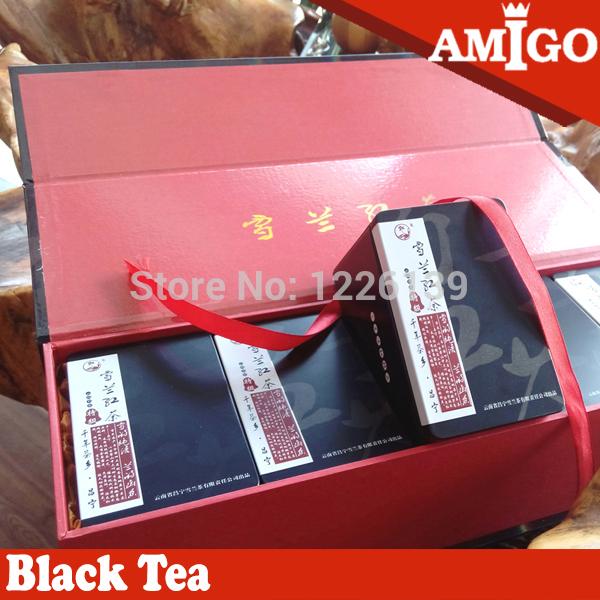Высший сорт черного чая золото высокого
