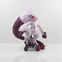 "Free Shipping New Pokemon Mega Mewtwo Plush from Japan 10.5"""