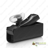 Jawbone ERA 2014 Edition BLACK Bluetooth Headsets with NoiseAssassin 4.0 with Charging Case