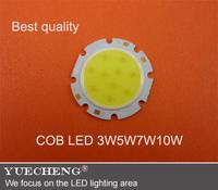 hot sales cob led light source cob led spotlight lighting source 3W5W7W10W free shipping