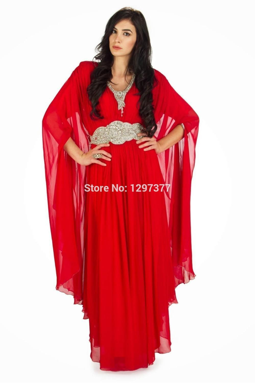 Arabian Style Prom Dress Long