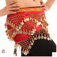 Hot sale 2014 Dance costumes/India acrobatics of dance costume belt belly dance belt new aggravating Y27