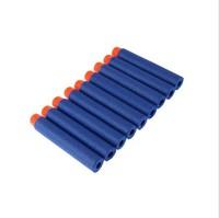 free shipping 100pcs Nerf N-strike Elite Rampage Retaliator Series Blasters Refill Clip Darts electric toy gun soft nerf bullet