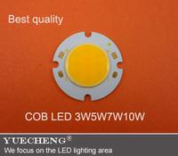 good price supply cob lamp beads cob lighting source 3W5W7W9W free shipping