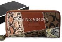 Brand Designer Fashion Long Female Wallets For Women Special Design Carteira Feminina Bolsas Clutch Purses Free Shipping