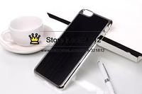 Luxury Brushed Bling Hard Case For Iphone 6 Plus Iphone6 5.5'' Metallic Fashion Back Skin Cover 8pcs Free Shipping