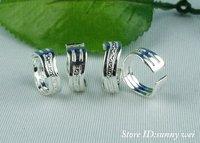 HOT!!Wholesale Lots 10pcs 925 Sterling Silver  toe rings