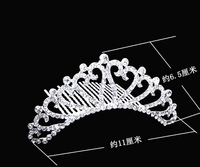 AAA  +  brand new crown bridal headdress