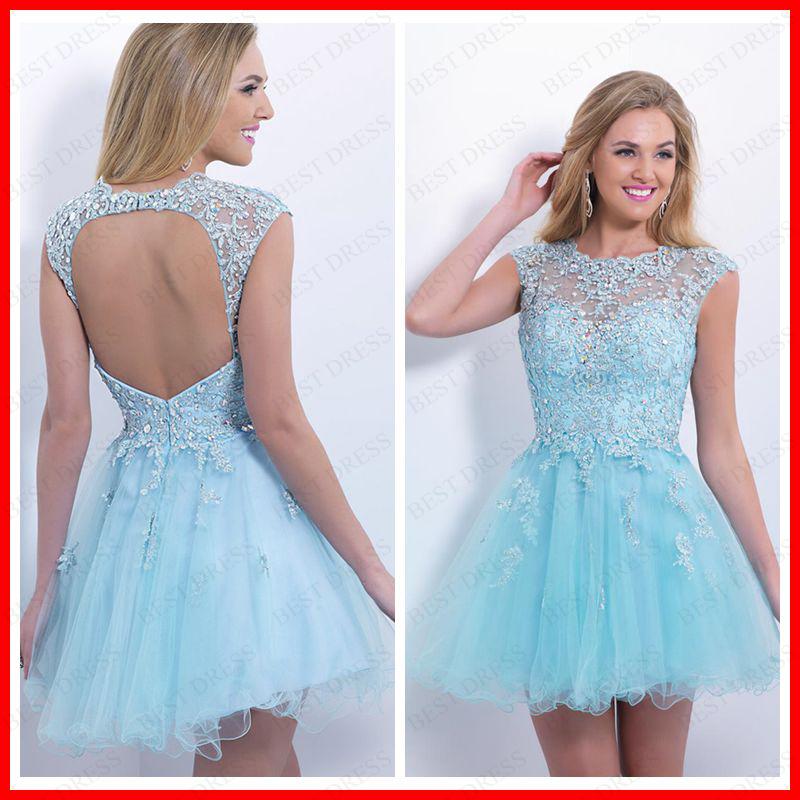 Vestido de festa para jovens 2015