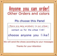 Shoes Customize! Order the running shoes or sneakers from the yupoo album,by this link you can order anyone products