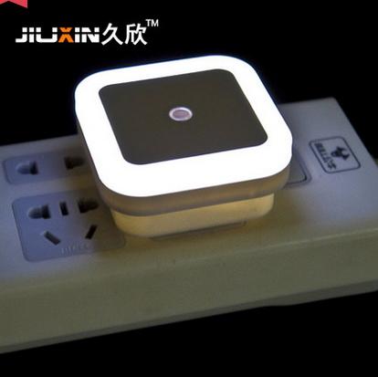 2014 NEW IN Hot!!! Free Shipping Creative gift infant feeding head special light sensor energy saving lamp LED light.(China (Mainland))