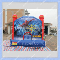 Inflatable bouncer/Superman 3m by 3m/Commercial Quality Inflatable jumping Bouncer for You