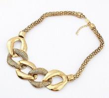 Steampunk collares vintage jewelry alloy lips statement necklaces/k pop punk rock hippie necklace female/bijoux femmes/nacklace