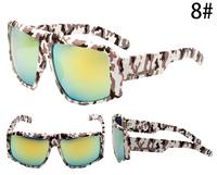 2014 New arrive 24  pcs/lot so madness  QS  sunglasses  Sports cycling  Sunglasses  big frame sunglasses  mulite lense   UV400