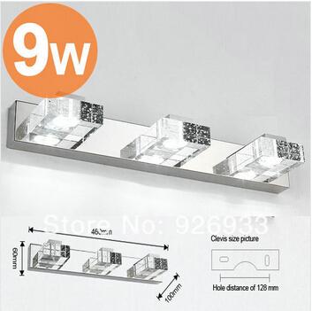 Светодиодный светильник бра K9 3 9W 85/265v CE/ROHS hh/8647 y-0012