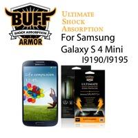 Galaxy s4 mini Buff Explosion Proof Screen Protector Shock Absorption Anti Scratch Screen Film for Samsung Galaxy s4 mini i9190
