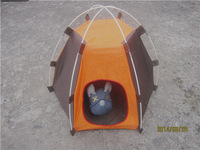 Free Shipping Waterproof pet dog cat Mongol tent house outdoor Kennel