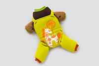 2014 Winter New Thickening Dreamlike Horse Pet  Four Legs Suit  Dog Clothing Top Quality Free Shipping Pink
