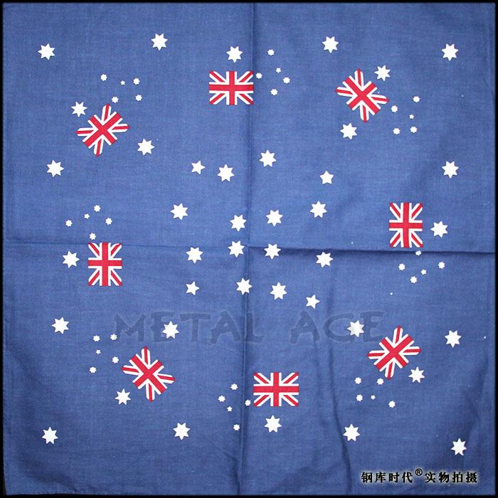 Bandanas For Sale in Australia Australia Flag Hiphop Bandana Cotton Made Gangsta Shit Pirate 39 s Headband