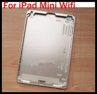 Back Cover Housing For ipad mini Wifi Version Aluminum Rear Housing Alloy Battery Door China post Free shipping