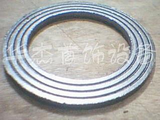 grafite de alta temperatura juntas fundição máquina/máquina de sucção cabo entre o porto ea aço fundido sino jóias(China (Mainland))