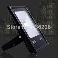 (10pcs/lot) 10W 20W 30W 50W LED Floodlight Outdoor LED Wash Flood light lamp AC85V-265V warm white cold white
