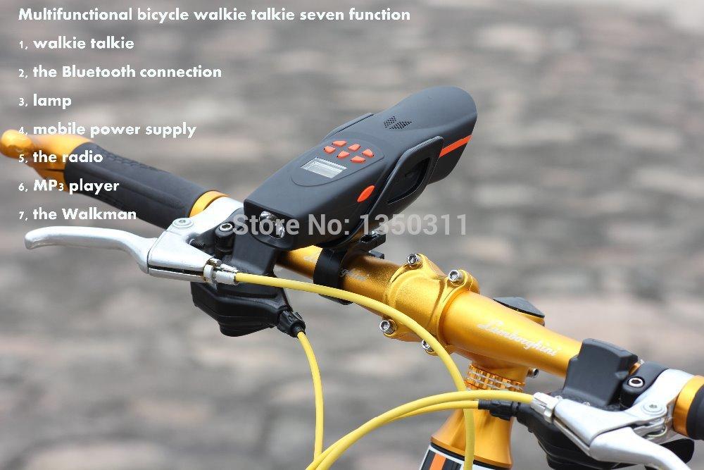 Bicycle wireless walkie talkie(China (Mainland))