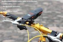 Bicycle wireless walkie talkie
