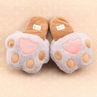 Продажа корейских детей теплая зима сладкий ckute конфеты цвет халявы уха плюшевый медведь рот