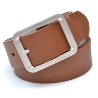 All-match fashion stud buckle classic casual strap commercial belt metal pin buckle strap
