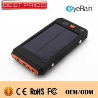 New 11200mah Solar Power Portable Bank Backup Battery carregador bateria externa Solar Charger for Notebook,Smartphone,etc.PW33G
