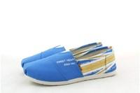 Birdthree women casual shoes light weight canvas shoes slip on alpargata women new womens flats shoes 2014 plus size 40