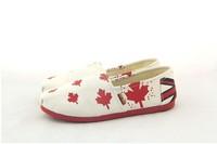 Birdthree colorful brand canvas shoes women alpargata good quality flats canvas shoes ladies flat shoes