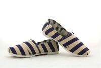 Birdthree fashion style straped canvas shoes women comfortable light weight flats good quality brand ballerinas women size 40