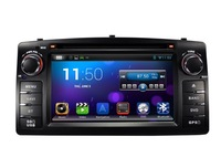 Android 4.2.2 DVD For Toyota Corolla E120 2003-2006 BYD F3 Headunit GPS Navigation Car PC Multimedia WIFI Bluetooth Free Map