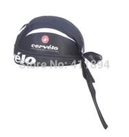 1x Black Cycling Cap Cervlo pirate bandanas pirate hat Bike Cycling Ride Sports bandanas Weart Headgear cool Sportswear