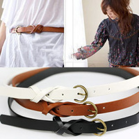 fashion Vintage Style  women's pin buckle strap casual all-match  candy color belt