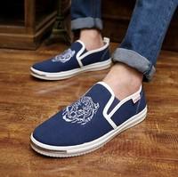 2014 New men canvas shoes Hot design man canvas shoes Men's sneaker Sport shoes for outdoor