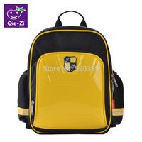 children/kid books/student/orthopedic school bag portfolio shoulder backpack for boys girls class/grade 2-5 2014 new