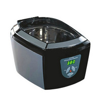 220 ~ 240V Timer Jewelry Dental Watch DVD VCD 5 Cycles Codyson CD-7810A Ultrasonic Cleaner Free Shipping