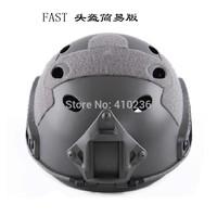 2014 NEW Emerson FAST Helmet  Pararescue Jump Type helmet Military airsoft helmet Simple game system rapid response helmet