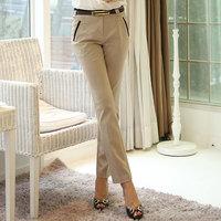New Fashion 2014 women pants harem pants women office wear pencil pants long trousers